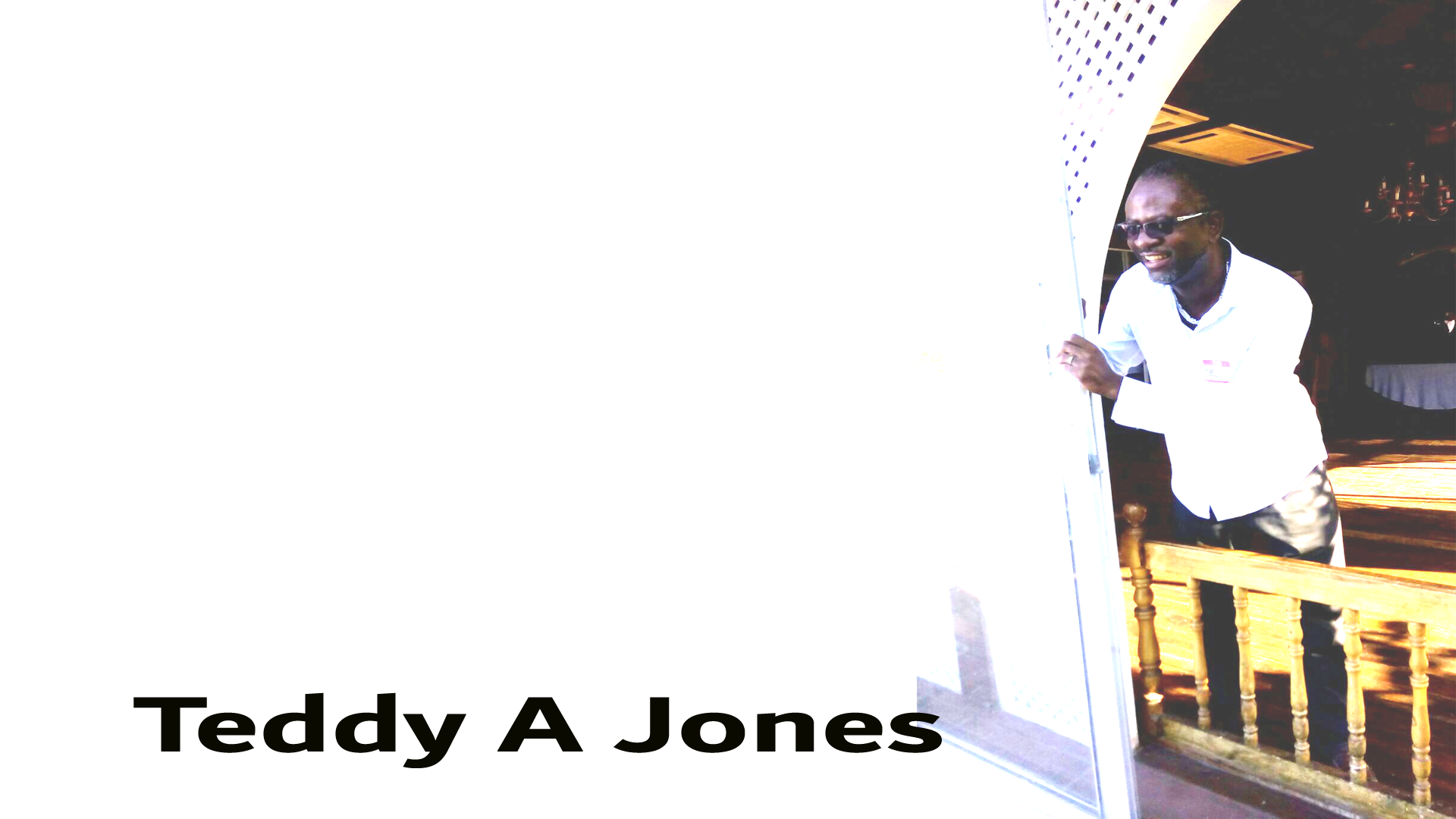 Teddy A Jones